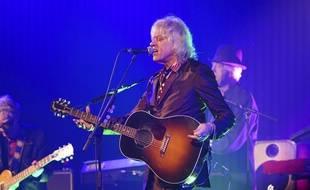 Le chanteur Bob Geldof