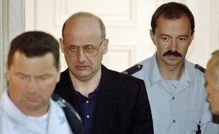 Jean-Claude Romand, le 25 juin 1996.