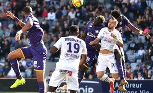 Le TFC et Caen se sont quittés sur un nul au Stadium de Toulouse, ce dimanch.
