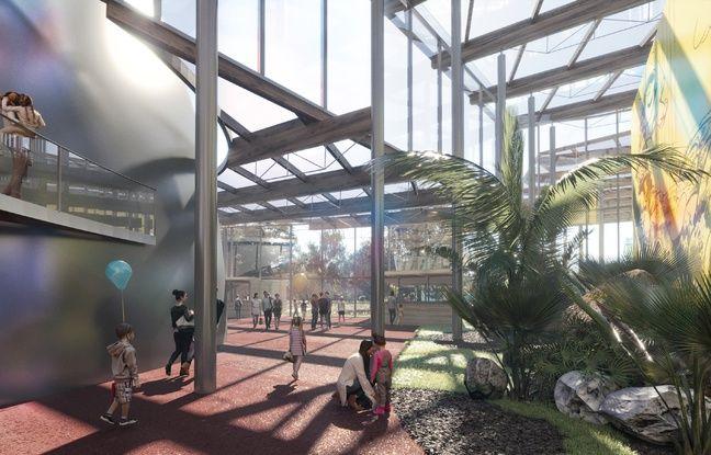 Le parc d'attractions Imagiland près d'Angoulême, proposera des attractions en extérieur, et en intérieur