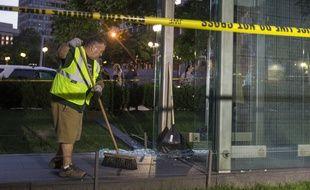 A Boston, un monument en mémoire des victimes de l'Holocauste a été vandalisé