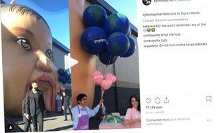 Un aperçu de la fête du premier anniversaire de Stormi Webster, le 9 février 2019.