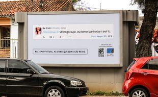 L'association Criola dénonce les auteurs de commentaires racistes sur Internet à travers l'opération «Virtual Racism, Real Consequences».
