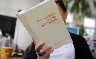 La Carte et le Territoire, de Michel Houellebecq