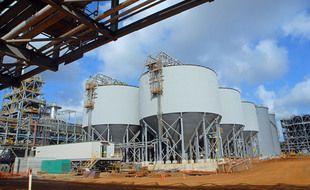 Le rachat de l'usine de nickel du Brésilien Vale en Nouvelle-Calédonie a fait l'objet d'un accord politique entre loyalistes et indépendantistes  (photo de l'usine en 2009)
