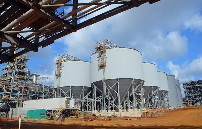 648x415 rachat usine nickel bresilien vale nouvelle caledonie fait objet accord politique entre loyalistes independantistes photo usine 2009