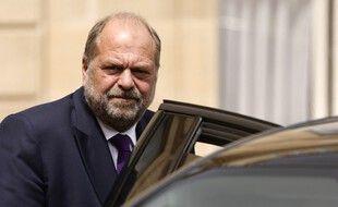 Eric Dupond-Moretti, ministre de la Justice et convoqué par cette-même justice