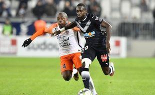 Maxime Poundjé « veut donner une bonne image du club jusqu'au bout. »