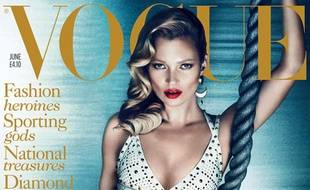 Le numéro du mois de juin 2012 du magazine Vogue UK.