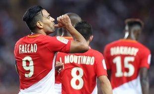 Falcao est en feu en ce début de saison (quatre matchs, sept buts)