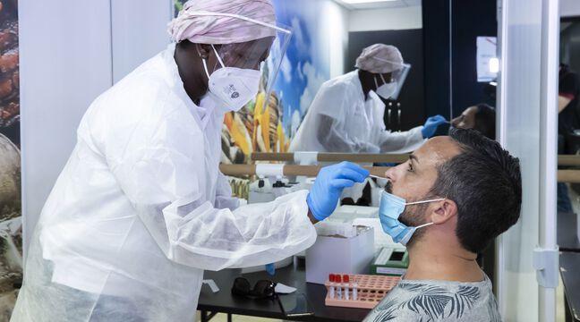 Coronavirus : Le nombre de tests de dépistage toujours en baisse depuis la fin de leur gratuité