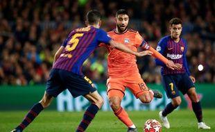 Fekir contre le Barça…  Et si ce n'était que le début.