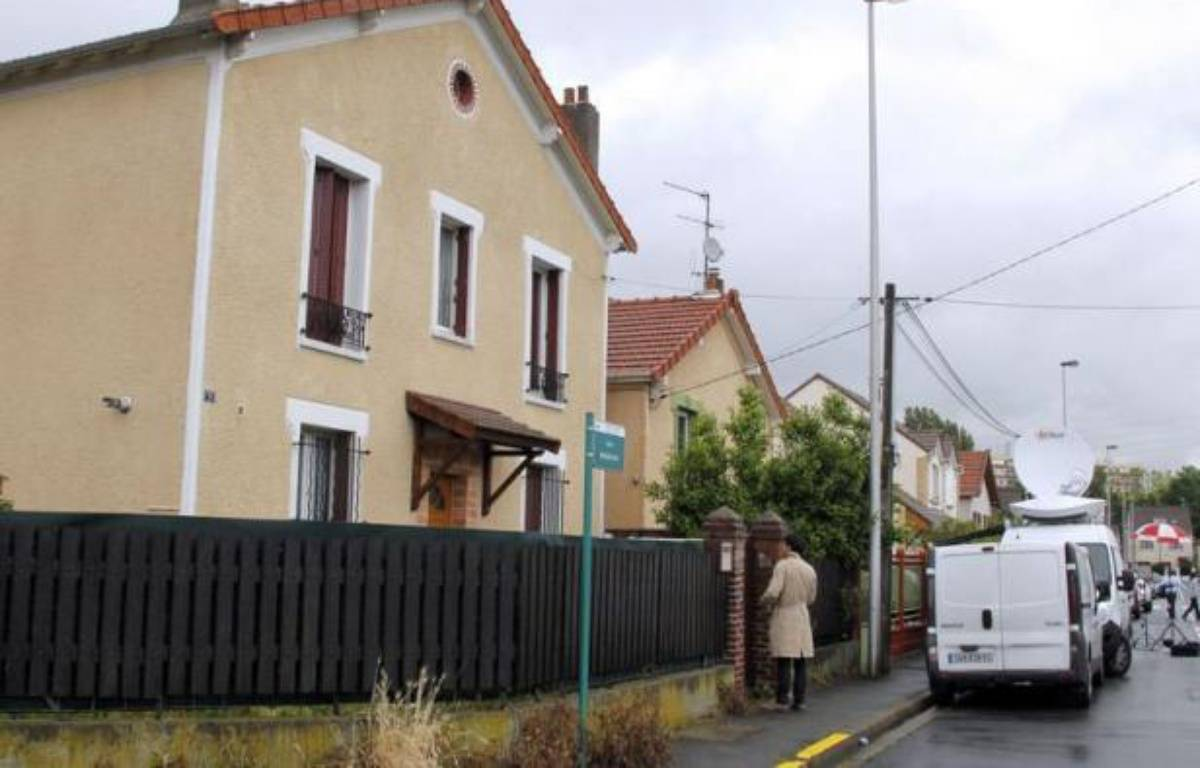 Joyce, la fillette de 9 ans, disparue vendredi soir à Aulnay-sous-Bois, a été ramenée chez elle samedi peu avant 14H00 par la mère d'une camarade, a constaté un journaliste l'AFPTV. – Pierre Verdy afp.com