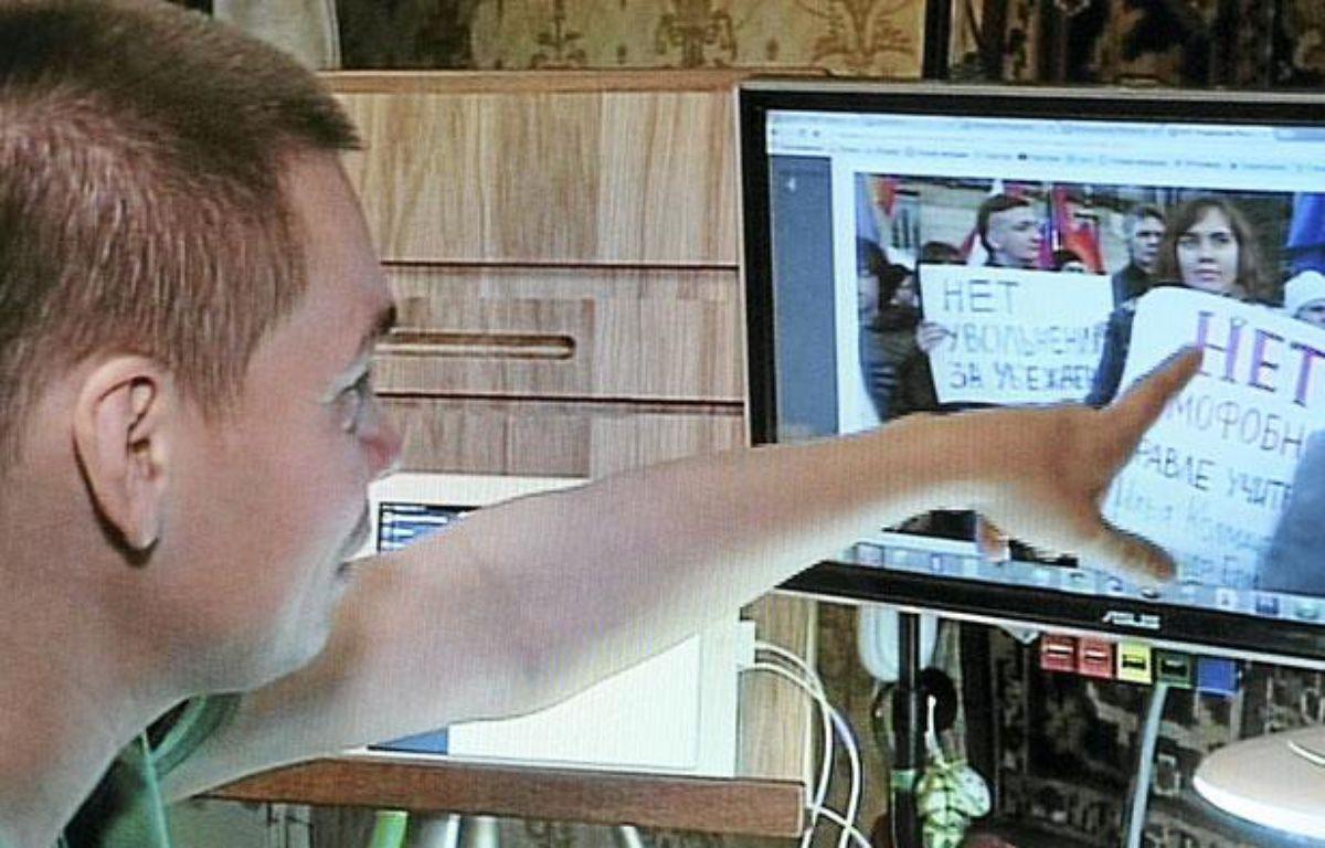 Télévision - Envoyé spécial - Russie : la chasse au homosexuels – France Télévisions