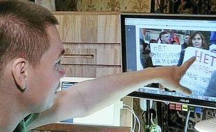 Télévision - Envoyé spécial - Russie : la chasse au homosexuels