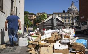 Si la situation n'est pas rapidement prise en charge, la ville entrera en situation de crise sanitaire.