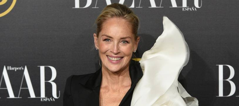 L'actrice Sharon Stone