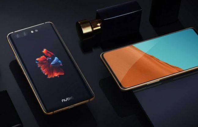 Le smartphone à double-écran de Nubia bientôt en Europe
