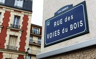 Rue des Voies du Bois, où Priscilla a été violemment agressée le 7 août 2013.