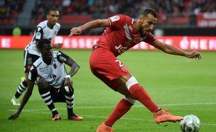 Mehdy Guezoui, l'attaquant valenciennois, a été formé à Lens.