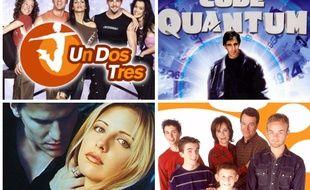 Saurez-vous retrouver à quelles séries appartiennent ces génériques ?