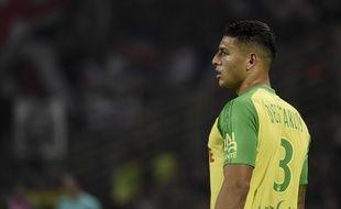 Le défenseur nantais Diego Carlos.