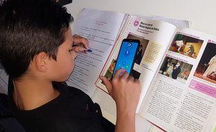 Lorraine: Avec Irissia, il met au point une appli d'intelligence artificielle pour son fils souffrant de dyspraxie visuo-spatiale