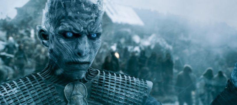 Le Roi de la Nuit dans la série «Game of Thrones».