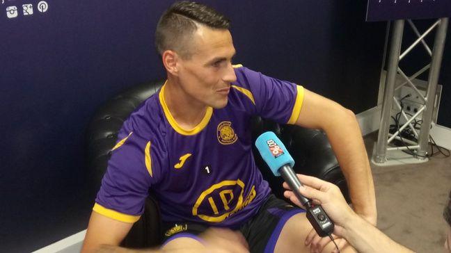 Mauro Goicoechea aujourd'hui. Il a davantage changé que Cavani.