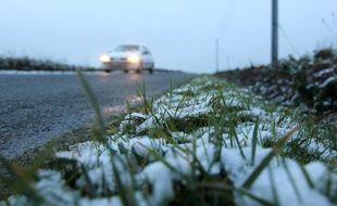 La neige et le gel sont aux abonnés absents depuis le début de l'année en Bretagne.