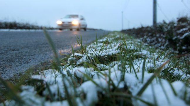Bretagne: Un coup de froid et des premiers flocons de neige attendus dans la nuit