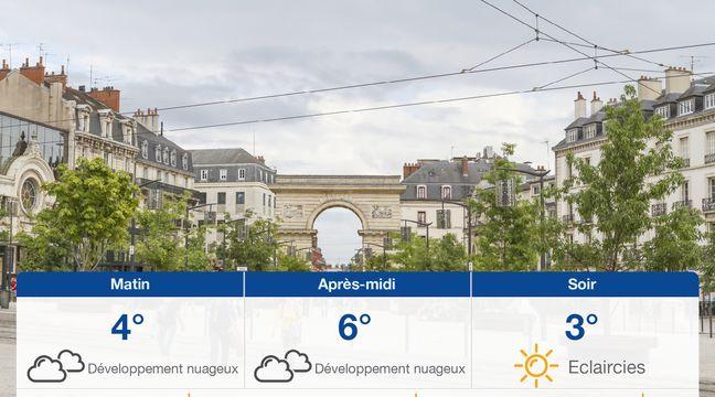 Météo Dijon: Prévisions du lundi 18 novembre 2019 - 20minutes.fr