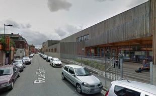 La rue Buffon, à Roubaix.