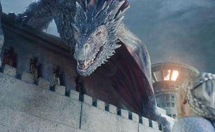 Extrait de la série «Game of Thrones»