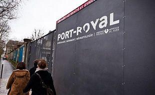 La maternité de Port-Royal, à Paris.