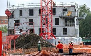 Le nombre de permis de construire accordés pour des logements neufs a chuté de 7,5% de novembre à janvier