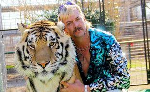 "Joe Exotic dans ""Tiger King"""