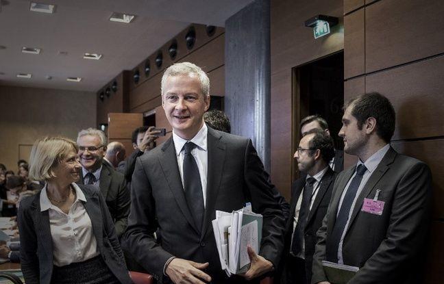nouvel ordre mondial | L'UE a adopté une «liste noire» de dix-sept paradis fiscaux, annonce Bruno Le Maire