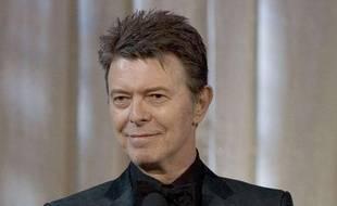 David Bowie en juin 2007.
