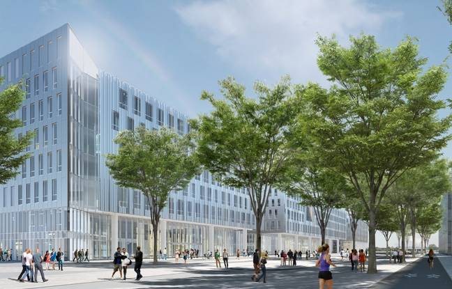 Ile de Nantes: Les travaux du nouveau CHU débuteront ces «prochains jours»