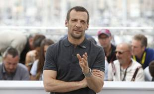 Mathieu Kassovitz le 22 mai à Cannes