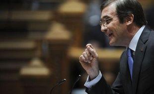 La politique d'austérité a permis au Portugal de gagner la confiance de ses bailleurs de fonds et des marchés financiers, a affirmé jeudi le Premier ministre portugais au Parlement, alors que la politique de rigueur est de plus en plus contestée.