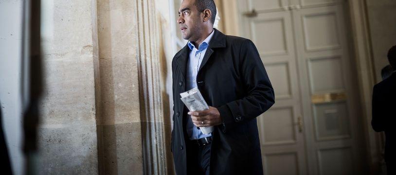 Saïd Ahamada est député LREM de la 7e circonscription des Bouches-du-Rhône