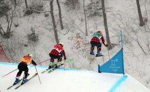 Le Canada a remporté les deux médailles d'or mises en jeu en ski cross.