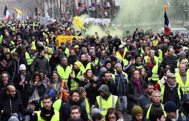 «Gilets jaunes» acte 12 EN DIRECT: Nouvelle journée de mobilisation sur fond de polémique sur l'usage des LBD...