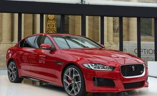 La Jaguar XE