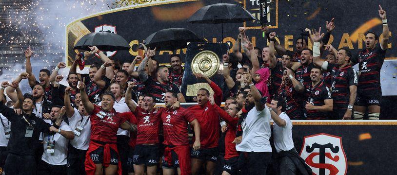 Le Stade Toulousain a remporté le Top 14 saison 2020-2021.
