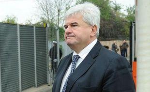 Eric Raoult. maire UMP du Raincy.