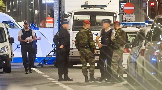 Attaque Terroriste: Belgique: Attaque «terroriste» Contre Des Militaires à