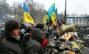 L'Ukraine traverse une grave crise politique depuis plusieurs mois.